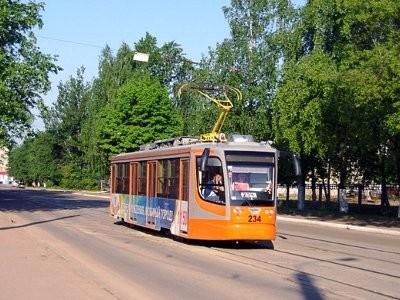 В Смоленске на время