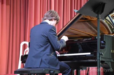 В Смоленске выступил Камерный хор Московской консерватории
