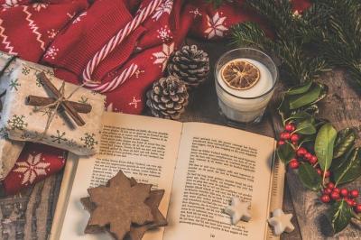Книжные новинки декабря