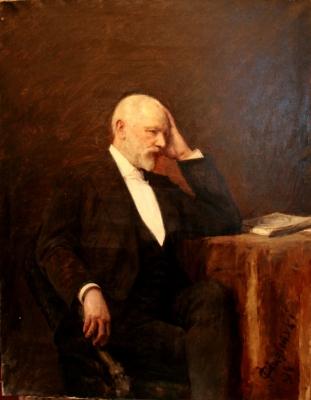 В Москве выставлен портрет П.И.Чайковского из фондов Смоленского музея-заповедника