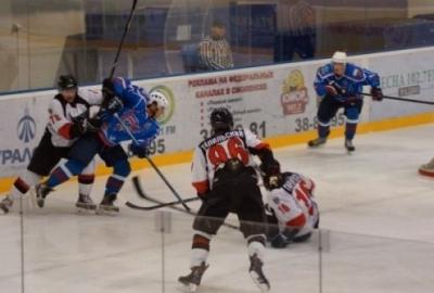 Смоленский «Славутич» обменялся победами с «Тамбовом»
