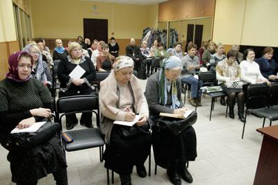 В Смоленске епархия проводит курсы для педагогов