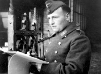 В Смоленске выставили картины, написанные немцем в годы войны