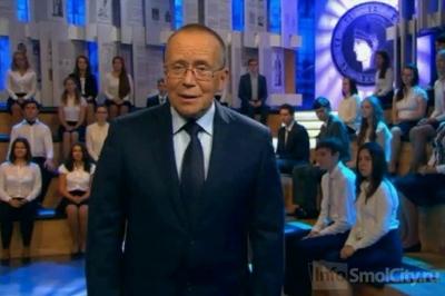 Островский рассказал SmolCity о съемках передачи «Умницы и умники»