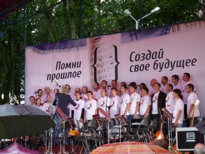 В Смоленске музыканты играли классику в джинсах (фоторепортаж)