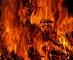 В Холм-Жирковском районе огонь уничтожил жилой дом