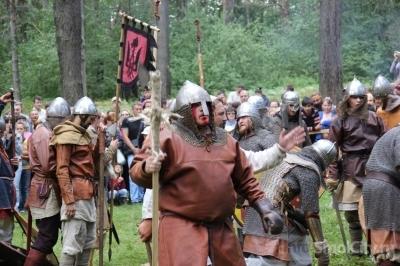 Смоляне погостили в средневековье (фоторепортаж)