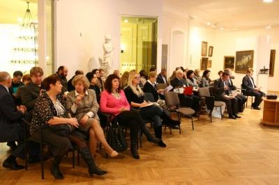 Начала работу конференция «Смоленск в русской истории и культуре»