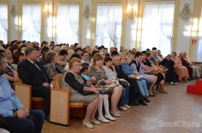 В смоленской филармонии состоялся вечер памяти Людмилы Зыкиной