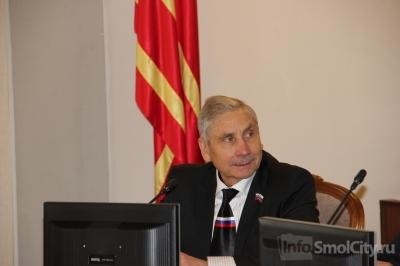 Лев Платонов возглавил аппарат администрации Смоленской области