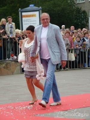В Смоленске открылся «Золотой Феникс» (фоторепортаж)