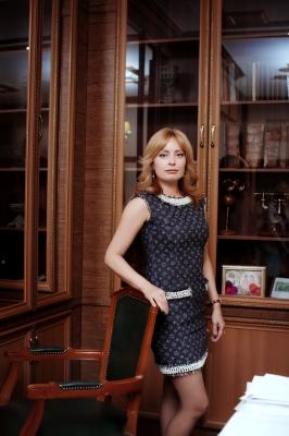 Наталья Вячеславовна Шулькова: «Я справедливая, демократичная, строгая».