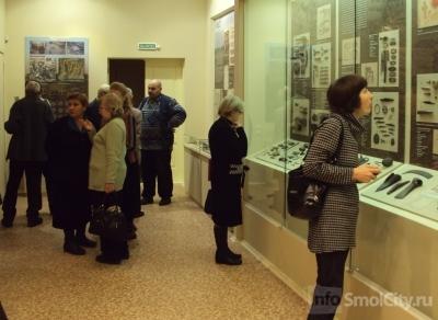 Исторический музей показал Смоленскую землю в IX – начале XIII веков