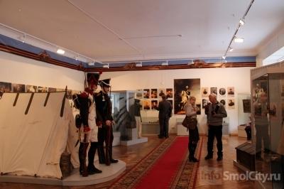 В Смоленске открыта выставка к 200-летию Отечественной войны 1812 года