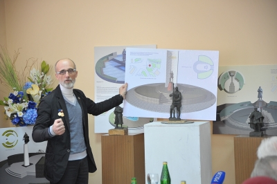В центре Смоленска появится обелиск воинам-смолянам (фото)