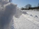 а ты?писаешь на снег?