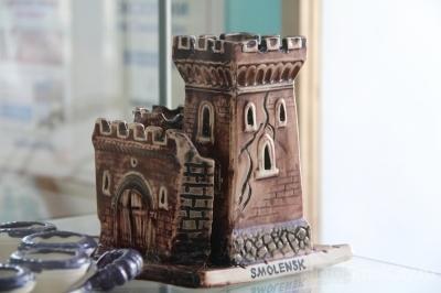 В Смоленске выбирают лучший сувенир
