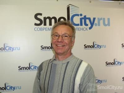 Ханс-Вернер Энгель в гостях у SmolCity.ru