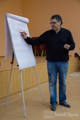 Бизнес-тренер Александр Белгороков: «Быть радостным - это естественное состояние человека»