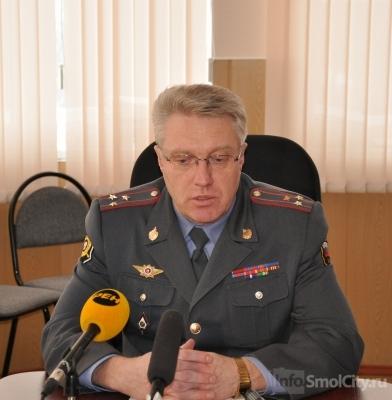 В Смоленской области назначат нового заместителя начальника полиции
