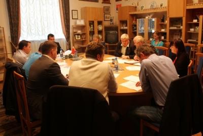 заседания комиссии по организации и проведению публичных слушаний.