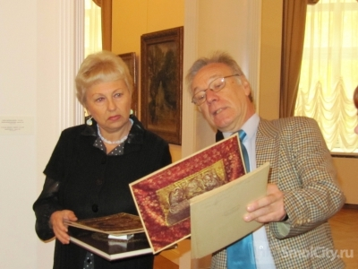 В Смоленском музее появились новые экспонаты из Германии